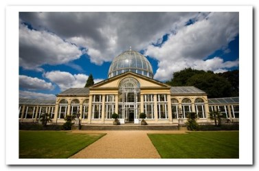Heating for the Great Conservatory