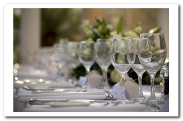 Approved Caterers