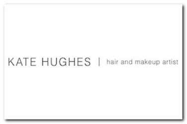 Kate Hughes - Hair & makeup artist